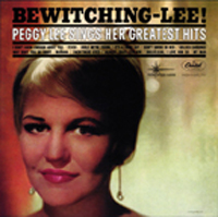 Bewitching Lee ~ CD x1