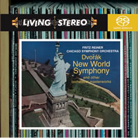Dvorak: New World Symphony ~ SACD x1